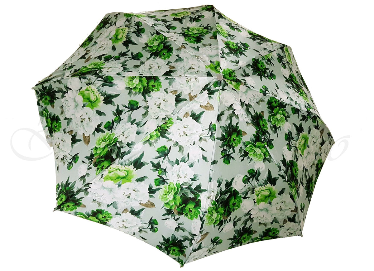 Beautiful Flowered Umbrella