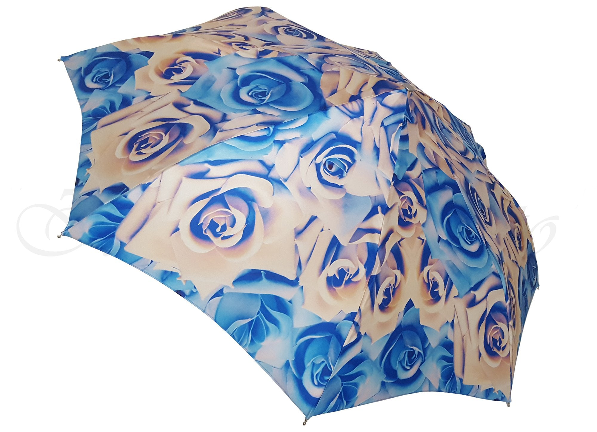 Women's Elegant Folding Umbrella - il-marchesato