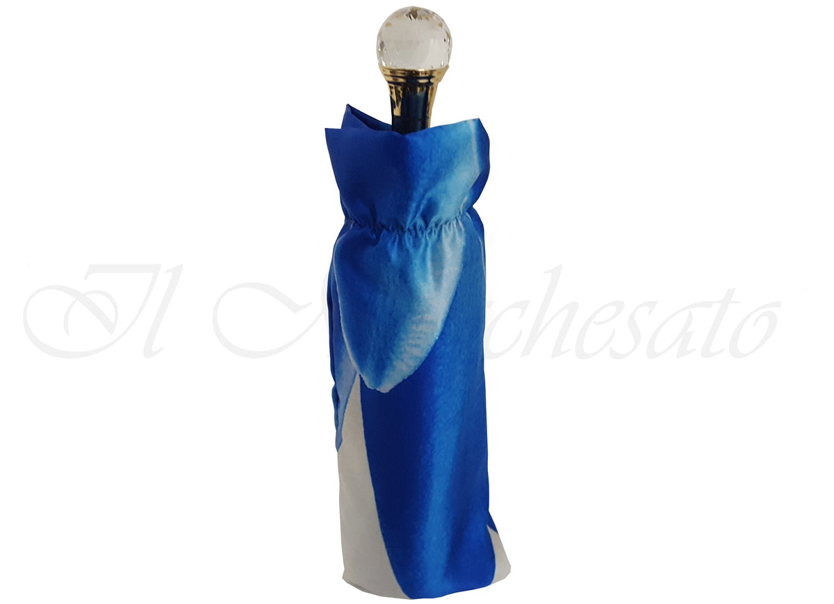 Blue Dahlia - Luxury Ladies Umbrella