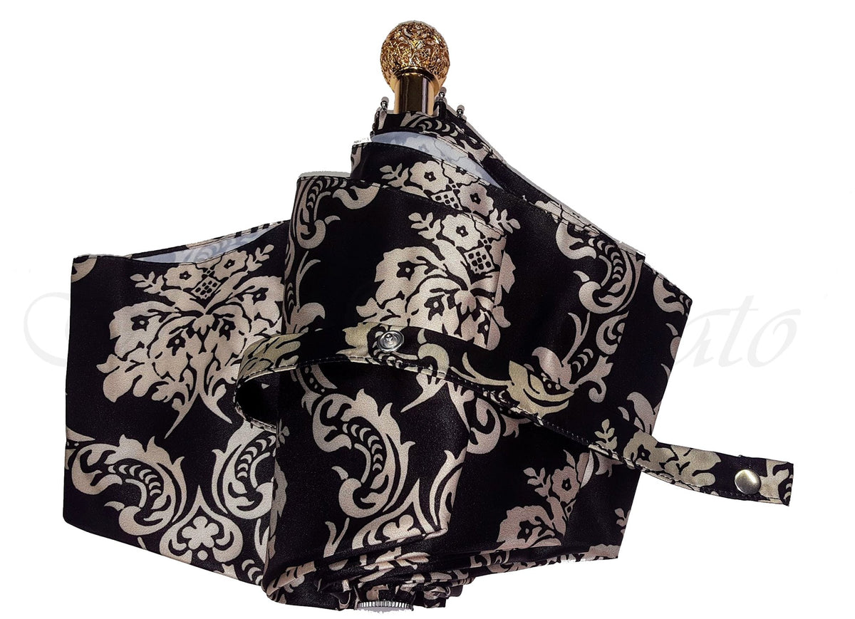 Lightweight Folding Umbrella Baroque Style