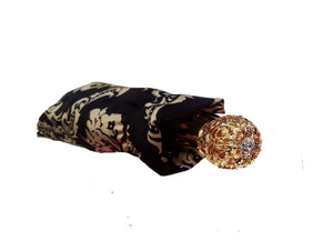 Lightweight Folding Umbrella Barocco Style - il-marchesato