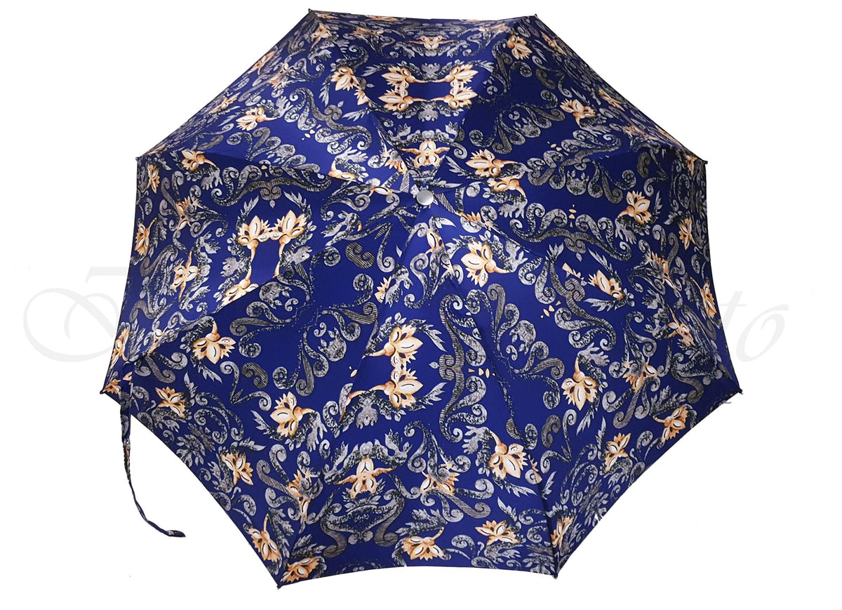 Lightweight Women's Folding Umbrella - Exclusive Design