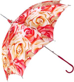 Load image into Gallery viewer, Luxury Parasol With Roses - il-marchesato