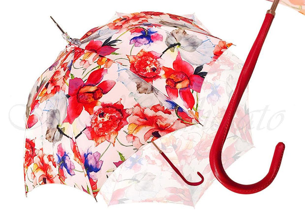 Beautiful Flowered Parasol - il-marchesato