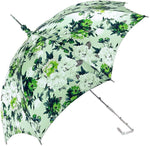 Load image into Gallery viewer, Flowered Green Parasol - il-marchesato