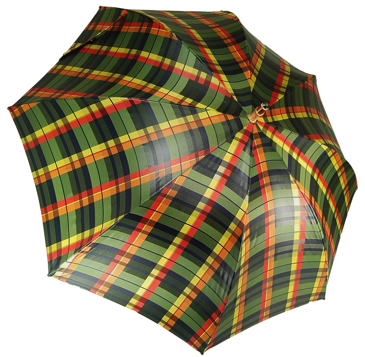 Gentlemen's Umbrella Whanghee Bamboo Handle - il-marchesato