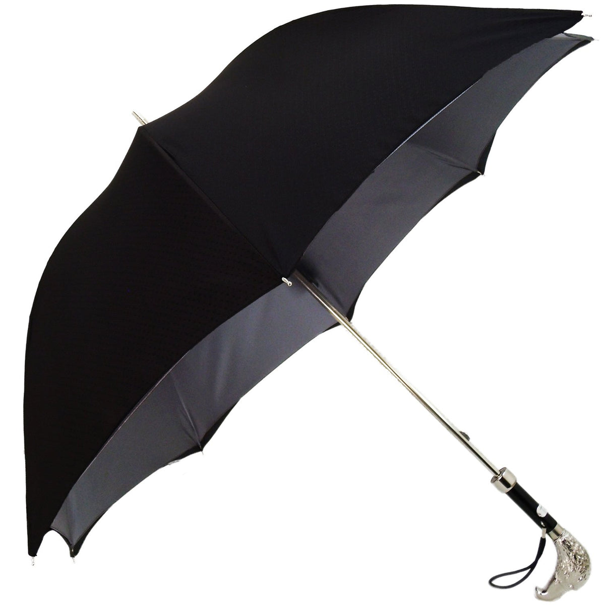 LUXURY BLACK EAGLE UMBRELLA