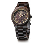 Luxury Vintage Wood Mens Watch