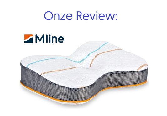 Review M Line Athletic Pillow