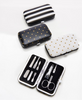 Stripe + Dots Manicure Sets