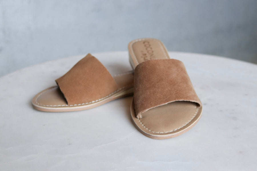 Tiki Tan Slide Sandal