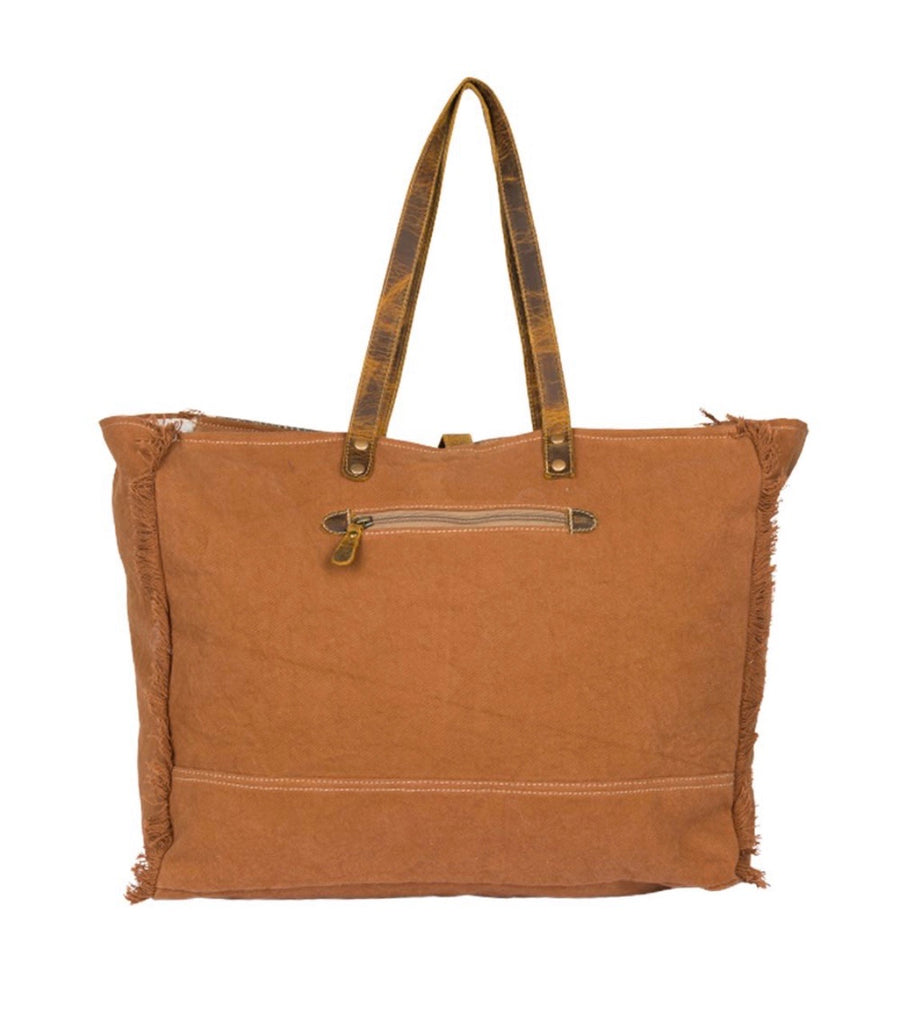Myra Rust Affair Weekender Bag
