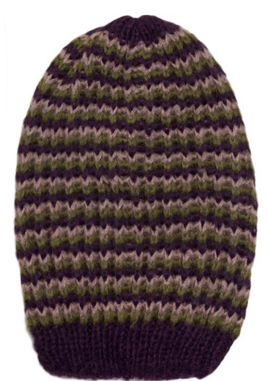 Multi Knit Hat