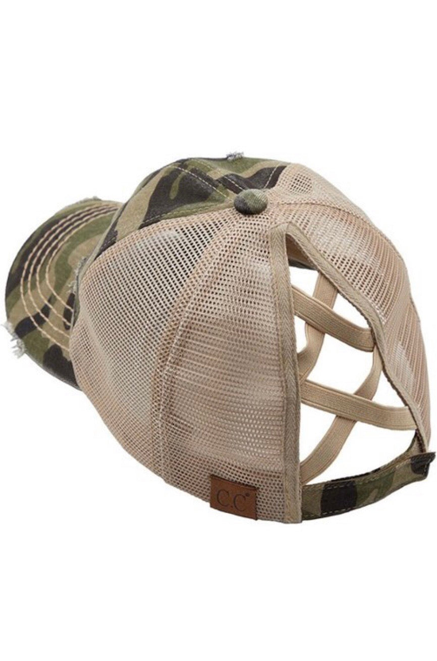 CC Army Criss Cross Ball Cap