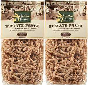 Papa Vince's Low Gluten Clean Pasta For Sensitive Stomach