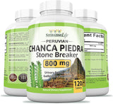 NaturalisimoLife- Chanca Piedra Kidney Stone Crusher