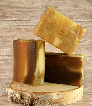 Turmeric & Green Tea Face Soap