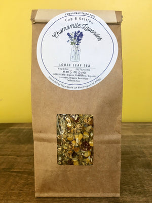 Chamomile Lavender Tea 3 oz Bag
