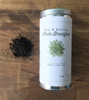 Irish Breakfast Tea - 3 oz Tin