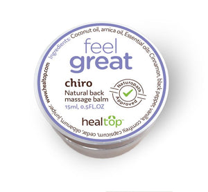 Chiro - Natural Back Massage Balm
