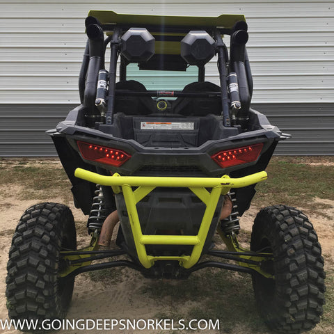 Polaris RZR 1000 XP (2015-2020) Snorkel Kit - WWW.GOINGDEEPSNORKELS.COM