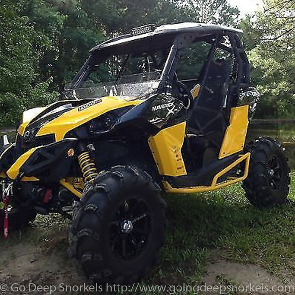 Can Am Maverick 1000 (2013) Snorkel Kit
