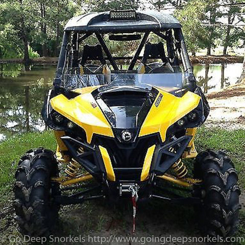 Can Am Maverick 1000 (2013) Snorkel Kit - Goingdeepsnorkels.com