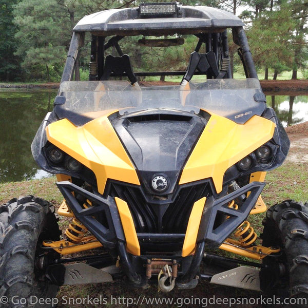 Can Am Maverick 1000 (2014-2018) Snorkel Kit
