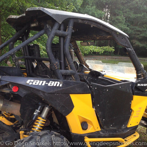 Can Am Maverick 1000 (2014-2018) Snorkel Kit - WWW.GOINGDEEPSNORKELS.COM