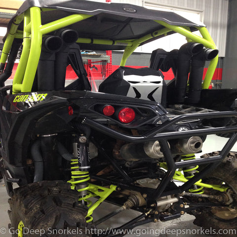 Can Am Maverick Turbo 1000 (2015-2017) Snorkel Kit