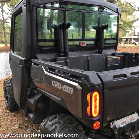 Can Am Defender Snorkel Kit (2016-2020)