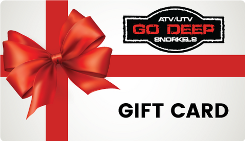 Gift Card - Goingdeepsnorkels.com