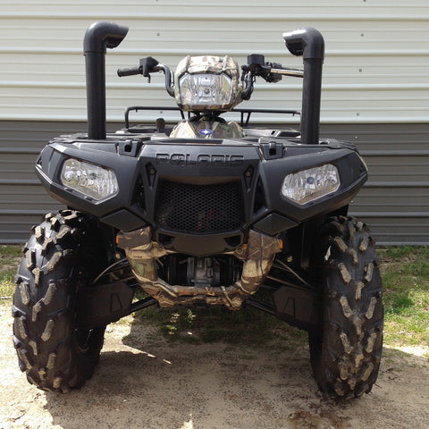Polaris Sportsman 1000 XP Snorkel Kit (2015-2016) - Goingdeepsnorkels.com