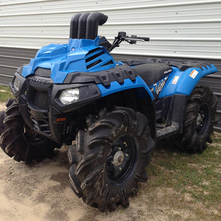 Polaris Sportsman Highlifter 850/1000 (2016-2019)Snorkel Extention Kit - WWW.GOINGDEEPSNORKELS.COM