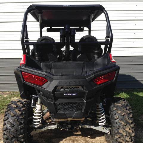 Polaris RZR 900 Snorkel Kit (2015-2019) - Goingdeepsnorkels.com