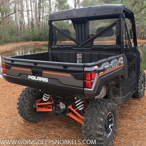 Polaris Ranger 1000 Snorkel Kit 2018-19 - Goingdeepsnorkels.com
