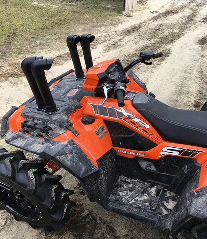Polaris Sportsman 1000 S XP Snorkel Kit (2020) - Goingdeepsnorkels.com