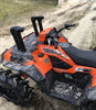 Polaris Sportsman 1000 S XP Snorkel Kit (2020-2021) - WWW.GOINGDEEPSNORKELS.COM