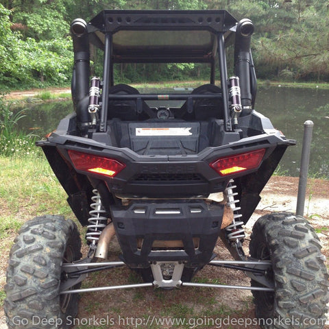 Polaris RZR 1000 XP (2014) Snorkel Kit - Goingdeepsnorkels.com