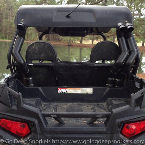Polaris RZR 800 (2008-2014) Snorkel Kit  Side Mounted