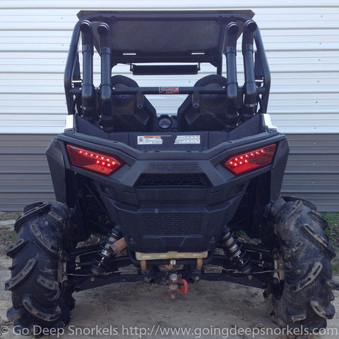 Polaris RZR 900 (2015-2017) Snorkel Kit (Side Mounted)