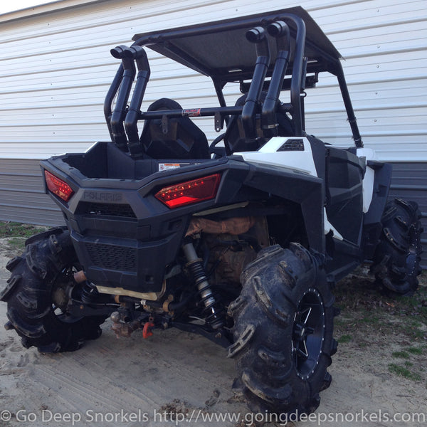 Polaris RZR 900 (2015-2020) Snorkel Kit (Side Mounted)