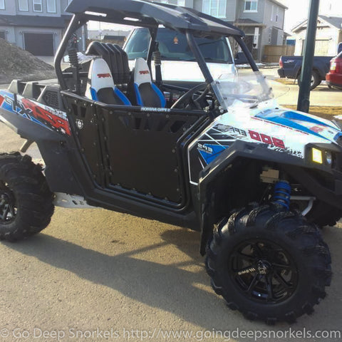 Polaris RZR 900 XP (2011-2014) Snorkel Kit