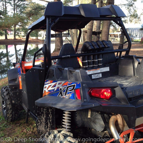 Polaris RZR 900 XP (2011-2014) Snorkel Kit - Goingdeepsnorkels.com