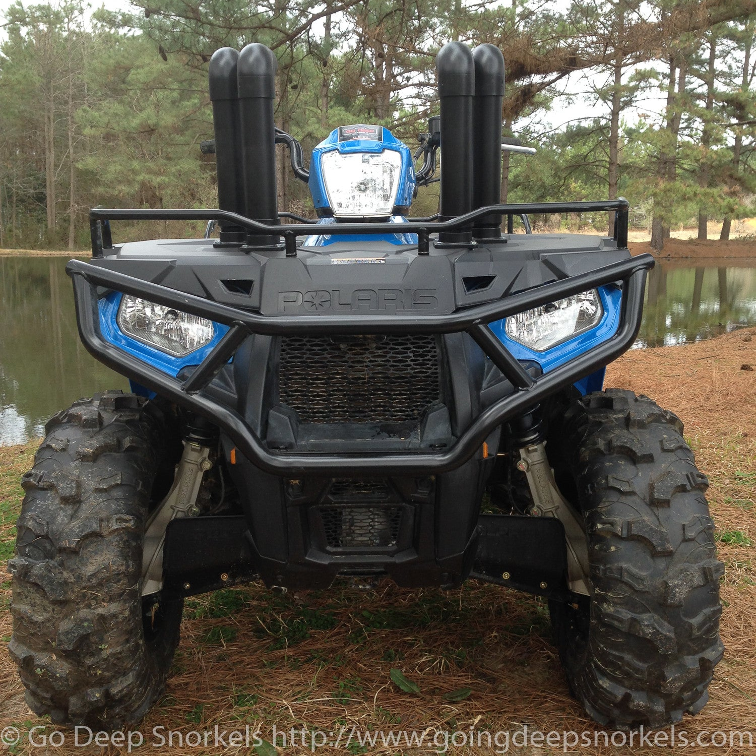 can am outlander snorkel instructions