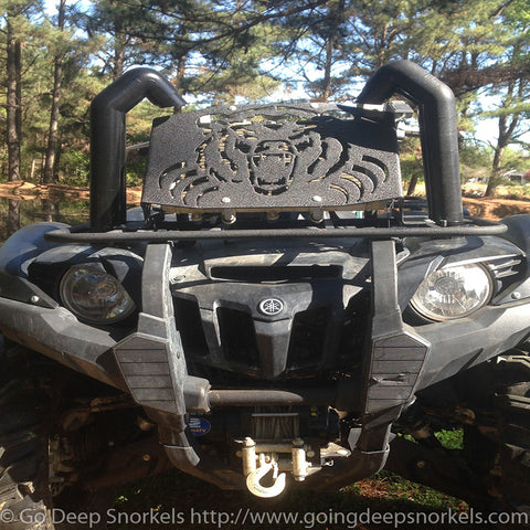 Yamaha Grizzly 550/700 (2007-2015) Snorkel Kit - Goingdeepsnorkels.com