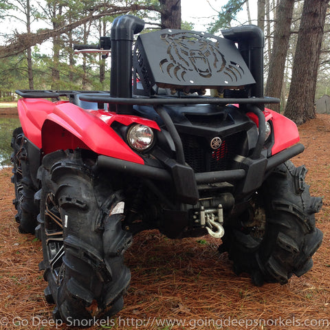 Yamaha Grizzly / Kodiak 700 (2016-2017) Snorkel Kit