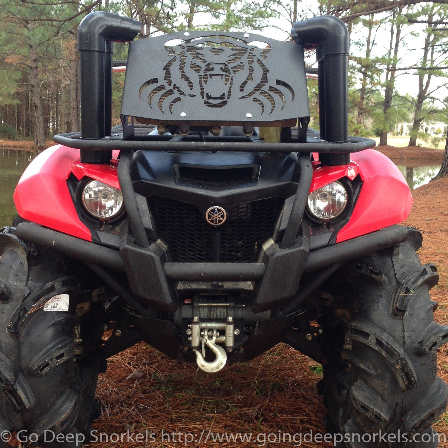 2016 yamaha kodiak 700 eps first test with video autos post for Yamaha kodiak 700 review