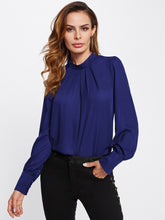 Womens Long Sleeves Work Wear - 3 / S - Workwear