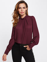 Womens Long Sleeves Work Wear - 2 / S - Workwear